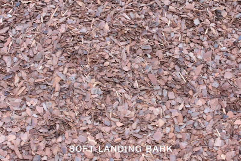 Bark and mulch toowoomba garden city landscape supplies for Soft landscape materials
